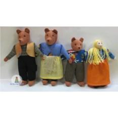 Шагающий театр «Три медведя»