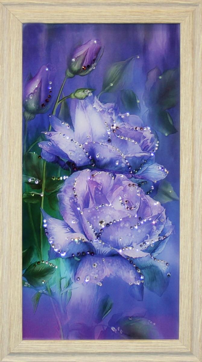 Картина с кристаллами Сваровски Надежда