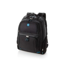 Черный рюкзак для ноутбука