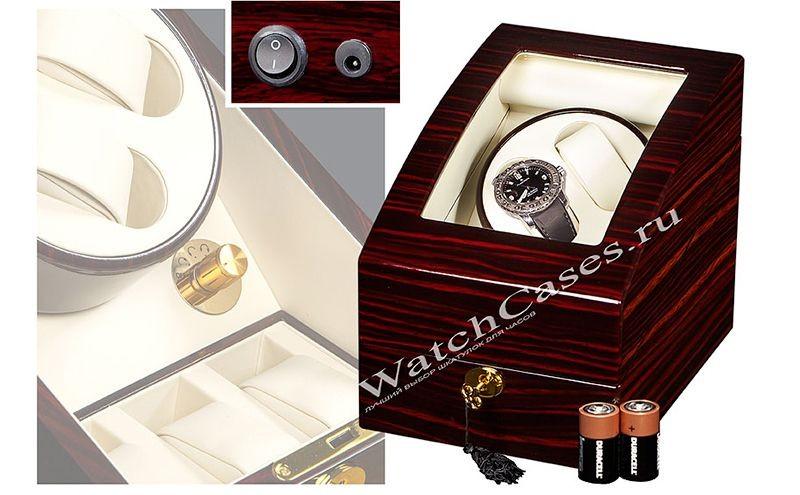 Шкатулка для хранения и подзавода часов (тайммувер)
