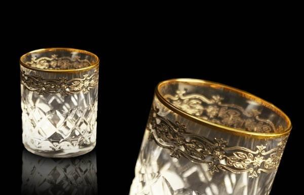 Подарочный набор из 6 стопок для водки Старая Флоренция