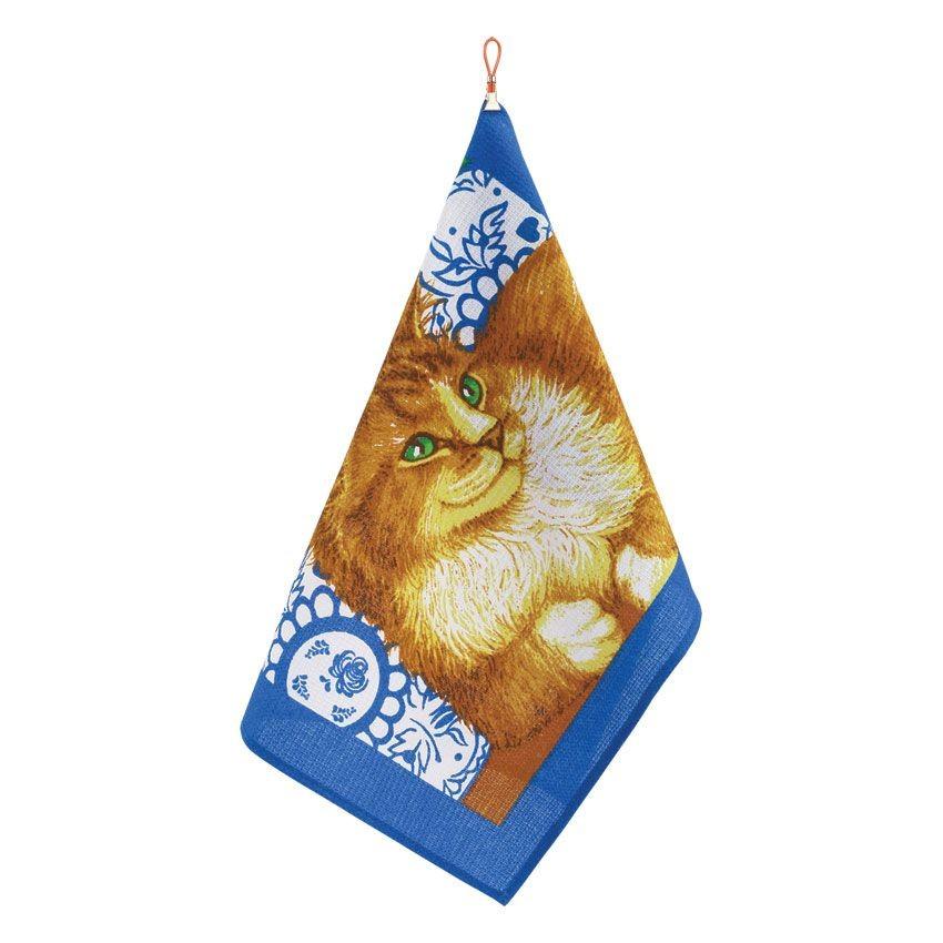 Набор кухонных полотенц Кошечки