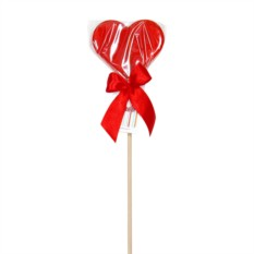 Карамель на палочке «Сердце Лонг»