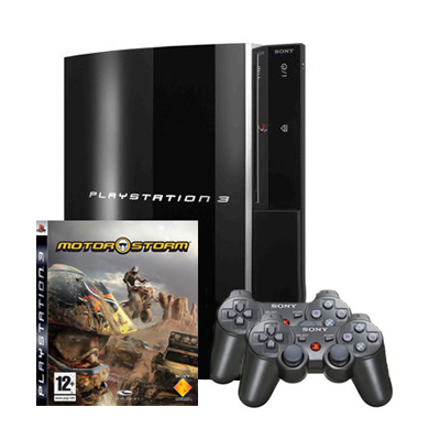 PlayStation 3 RUS (40Gb)