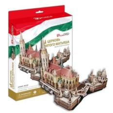 3D Пазл Церковь Святого Матьяша (Венгрия)
