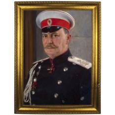 Портрет по фото Генерал-лейтенант