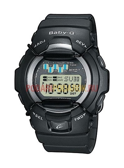 Женские наручные часы Casio Baby-G  BG-1001-1V