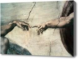 Репродукция картины Микеланджело