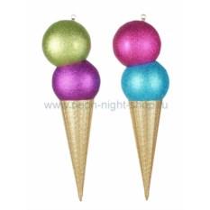 Елочная игрушка Мороженное