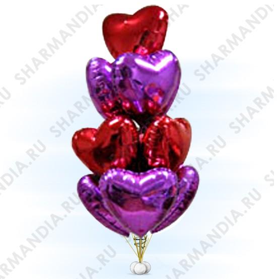 Букет из шаров Признание в любви