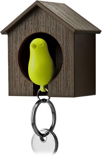 Брелок с держателем «Звонкая пташка»