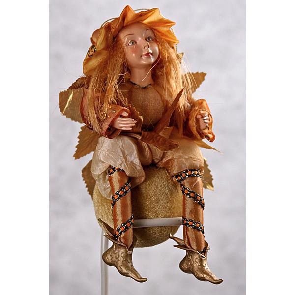 Кукла «Золотая осень»