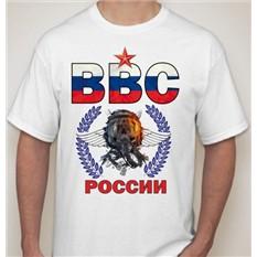 Футболка мужская ВВС России