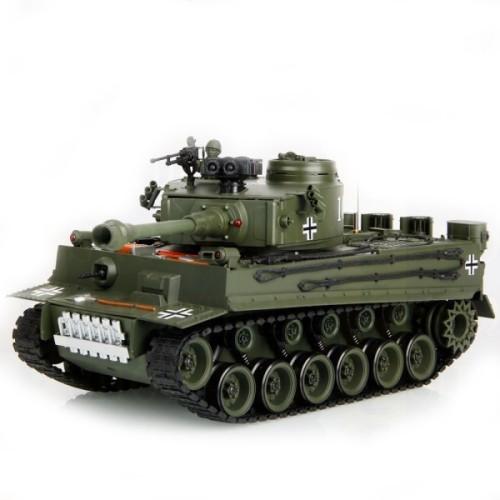 Радиоуправляемый танк HouseHold German Tiger 4101B-2