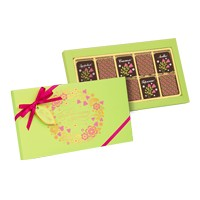 Шоколад горький Весенние пожелания