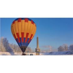 Полет на воздушном шаре в р-не Пушкинских гор