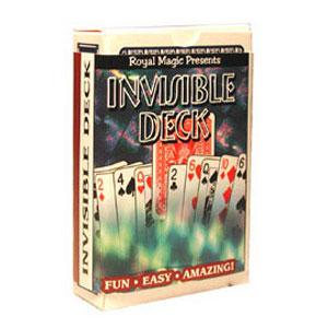 Невидимая колода карт
