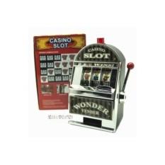 Копилка Игровой автомат, принимает 99% монет мира