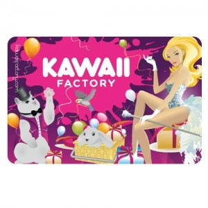 Магнит Kawaii Party