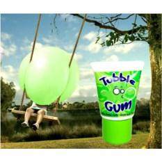 Жидкая жвачка со вкусом зеленого яблока Tubble Gum