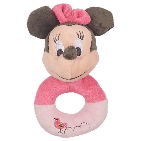 Игрушка для малышей Disney Погремушка Минни