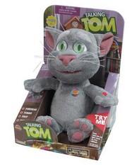 Интерактивная игрушка «Говорящий Том»