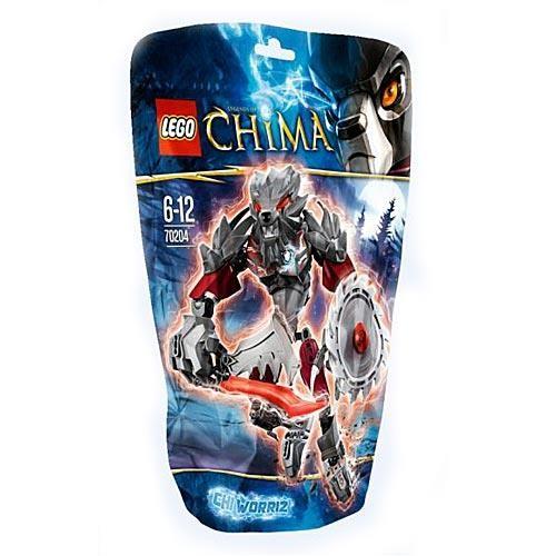 Конструктор Lego Legends of Сhima Чи Ворриц