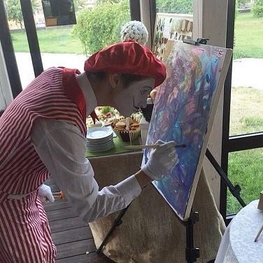 Набор художника Портрет зятя на день рождения