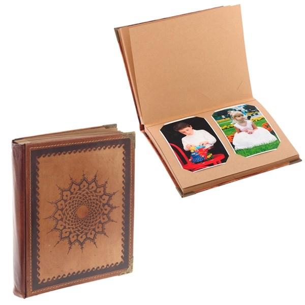 Фотоальбом с картонными листами Узор
