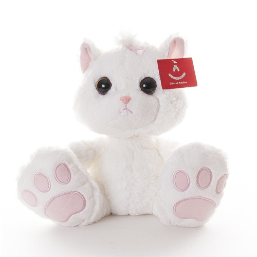 Мягкая игрушка Aurora Кошечка-Большие лапки