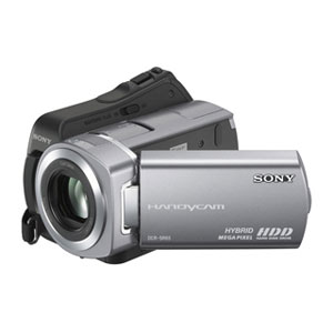 Видеокамера Sony  DCR-SR65E