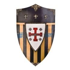 Рыцарский щит Битва
