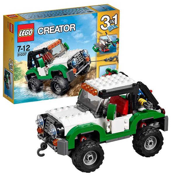 Конструктор Lego Creator Внедорожники