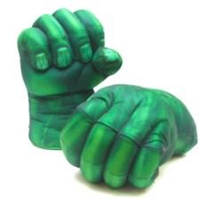 Перчатки «Руки Халка»