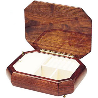 Музыкальная шкатулка для украшений (Woodmax)