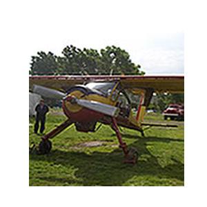 Полет на самолете Вильга – 35А