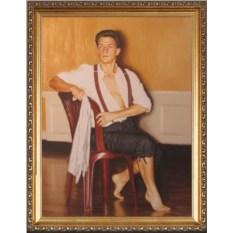 Оригинальный портрет танцору