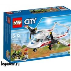 Конструктор Lego City Самолет скорой помощи