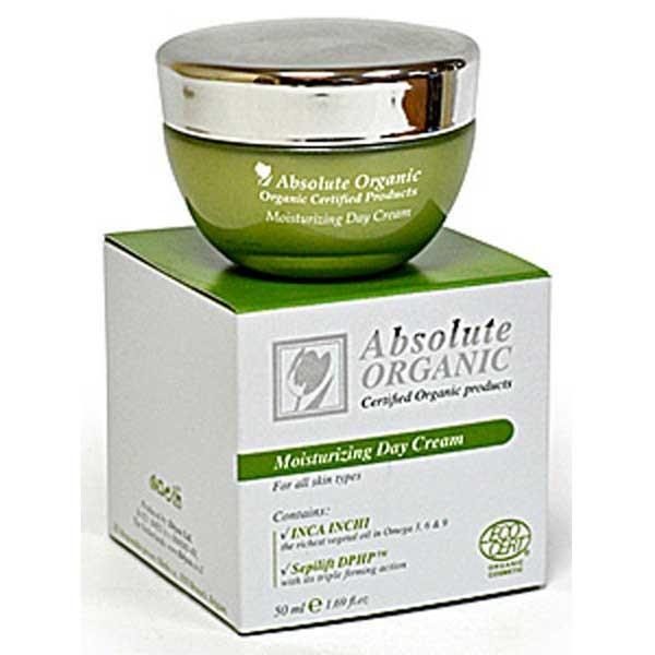 Увлажняющий дневной крем для лица Absolute Organic Face Line