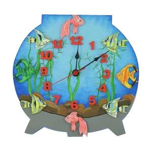 Часы  «Аквариум»