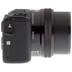 Черный цифровой фотоаппарат Sony Alpha ILCE-5100L Kit 16-50
