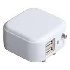 Белое зарядное устройство Vemork