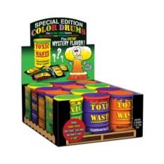 Кислые конфеты в банке Toxic Waste Color Drums