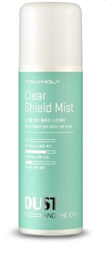 Спрей для лица защитный Dust and The City Clear Shield Mist