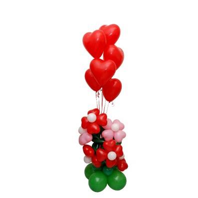 Букет шаров «С любовью»