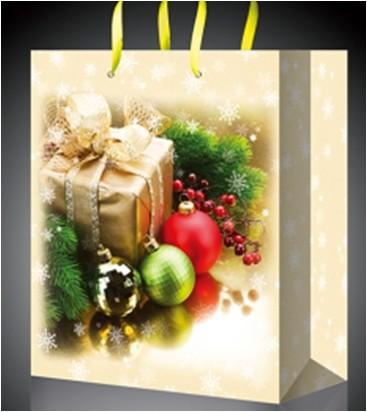 Новогодний пакет Украшения для елки