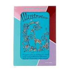 Оригинальная записная книжка Illustrator