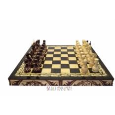 Набор игр 3 в1 Русь (50х25 см)