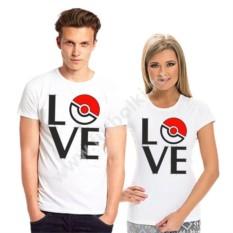 Парные футболки Покемоны