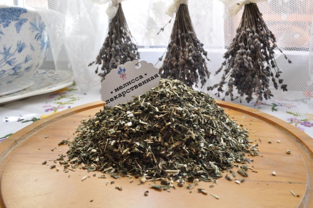 Травы Крыма Мелисса лекарственная